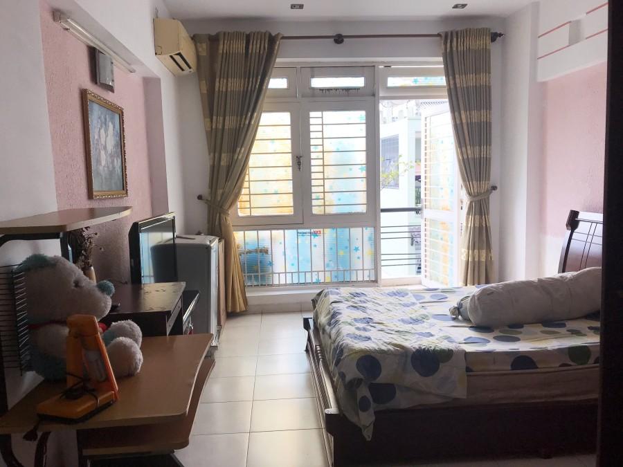 Phòng trọ đầy đủ tiện nghi 309 Phan Đình Phùng, Phú Nhuận