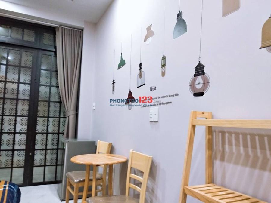 Cho thuê phòng nội thất Phạm Huy Thông, Gò Vấp