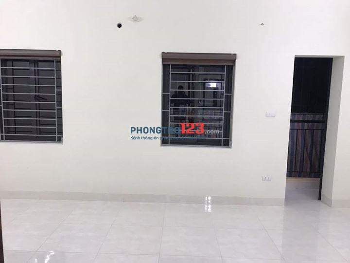 Cho thuê phòng trọ mini 30m2 tại Trung Văn, Mễ Trì, Mễ Đình