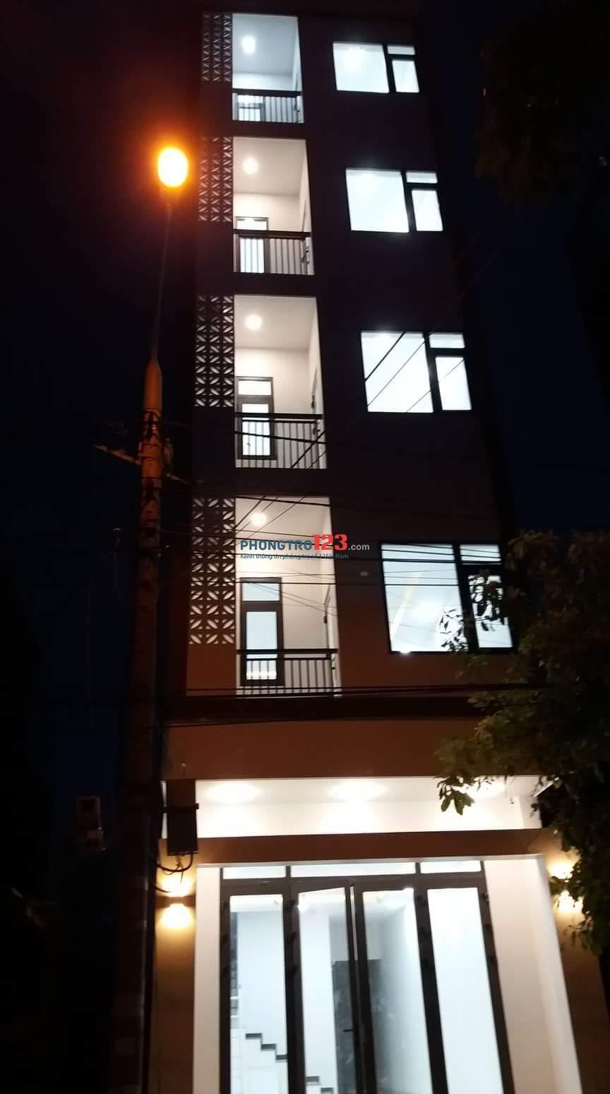 Cho thuê phòng, Sơn Thủy Đông 1, Ngũ Hành Sơn có thang máy, mới 100%