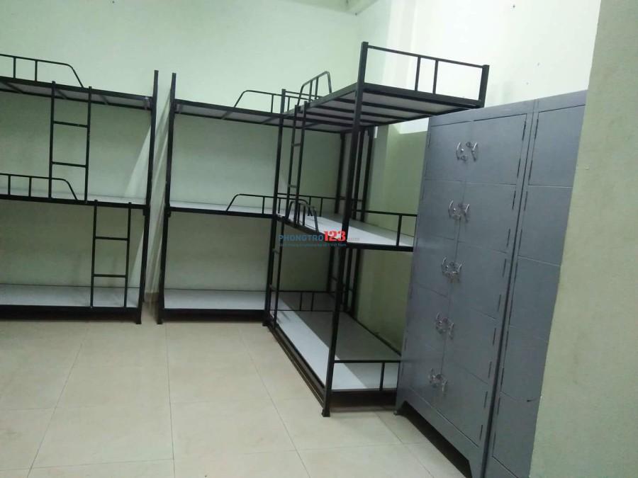 KTX 700k/tháng bao điện, nước quận Tân Bình