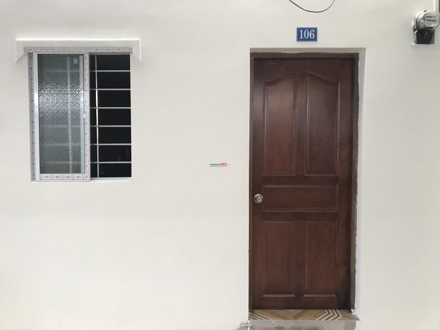 Phòng mới xây đẹp, tiện nghi, 30m2 giá thuê chỉ 4 triệu/tháng tại Ông Ích Khiêm, Q.11