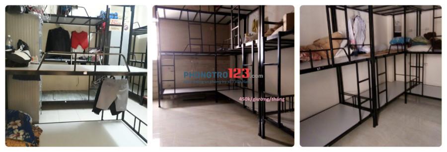 Cho thuê phòng KTX giá rẻ nhất Sài Gòn 450k/th cho sv, người lao động, NVVP