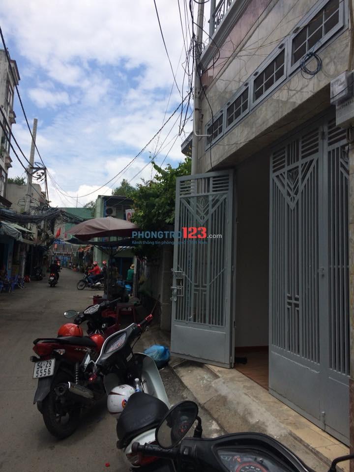 Cho thuê nhà nguyên căn 117/96 Nguyễn Hữu Cảnh, P.22, Q.Bình Thạnh