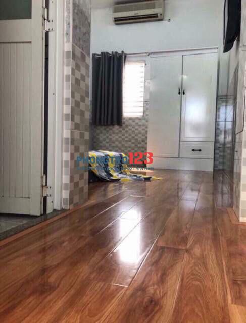 Cho thuê phòng đẹp full nội thất mới hẻm xe tải gần sát bên chợ Phạm Văn Hai, quận Tân Bình