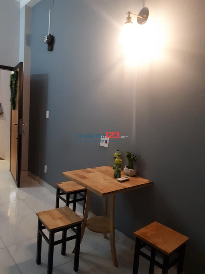 Căn hộ mini mới full nội thất Lê Đức Thọ, Gò Vấp