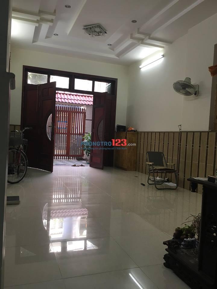 Cho thuê mặt bằng tầng trệt Hẻm 104/4 Nhất Chi Mai, Q.Tân Bình