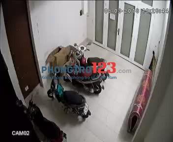 Văn phòng sàn 40m2 lầu 1 cho cty nhỏ, để xe free, Lý Thường Kiệt, Q.10
