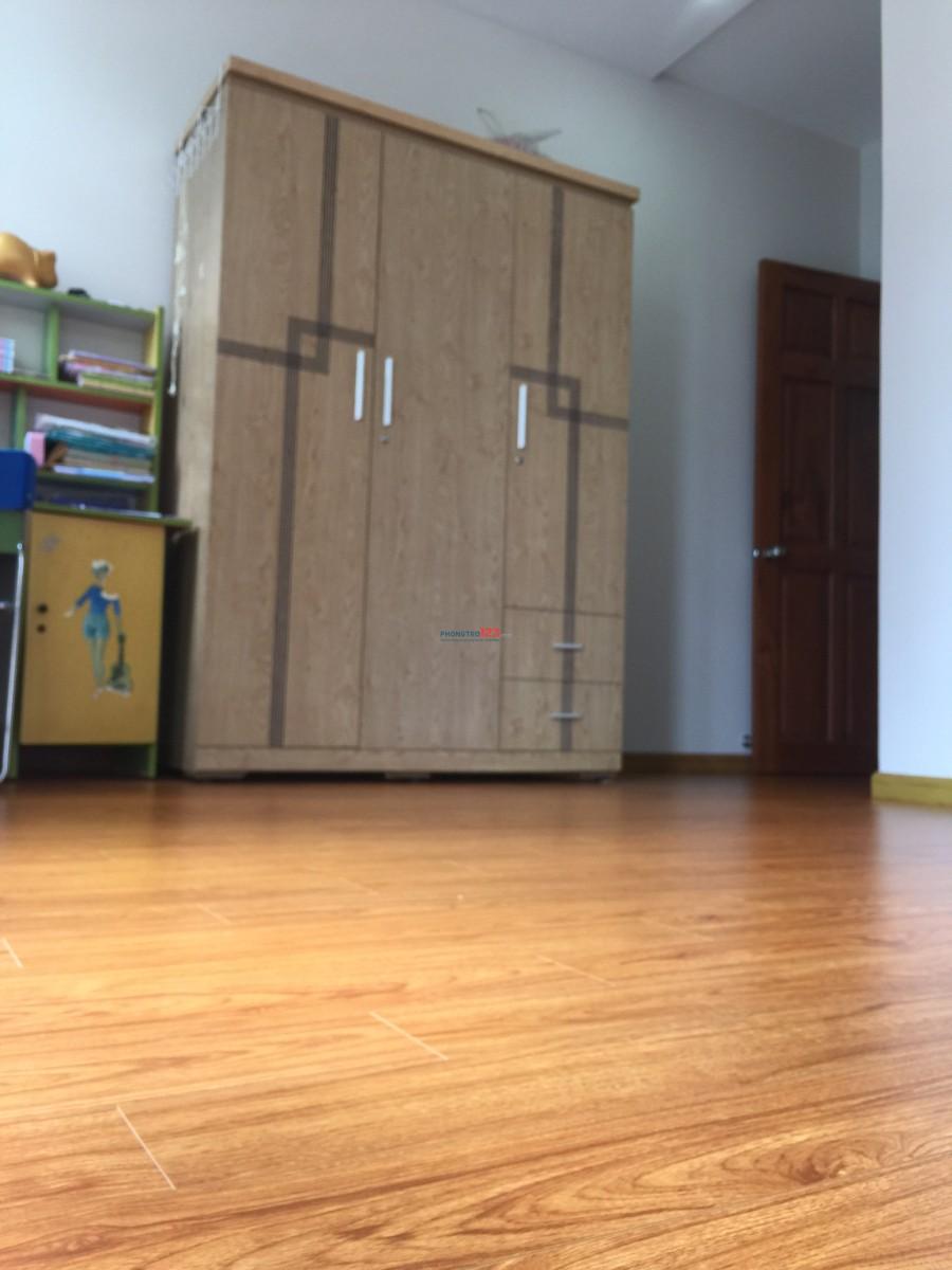 Cho thuê phòng trọ mới xây sạch sẽ- 2,5 triệu/tháng