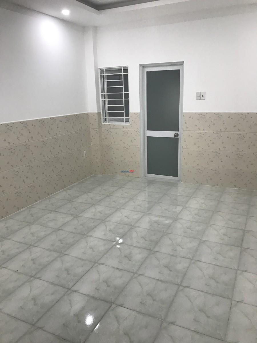 Cho thuê Phòng trọ mới xây đường  Nguyễn Công Hoan, phú nhuân