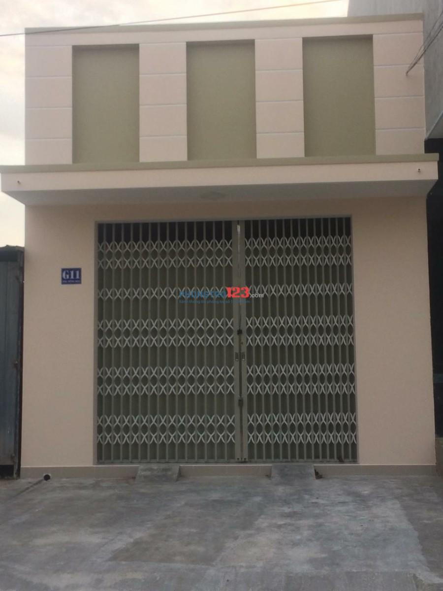 Cho thuê nhà nguyên căn KDC Kênh Bàu -TP.Phan Thiết, Bình Thuận