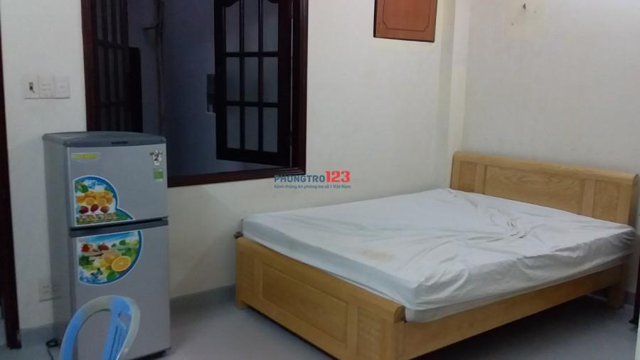 Phòng riêng 4tr1/tháng có máy lạnh đường Thành Mỹ, Tân Bình
