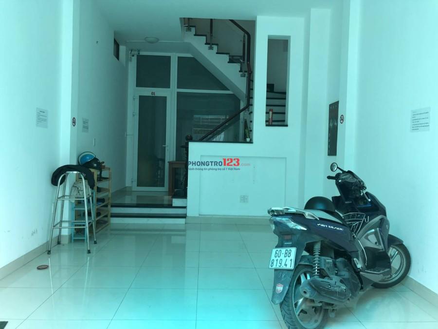 Phòng đầy đủ tiện nghi, DT 24m2, Giờ tự do, Giá 5tr tại KDC Kiều Đàm-793 Trần Xuân Soạn, sau CC Sunrise City Q.7