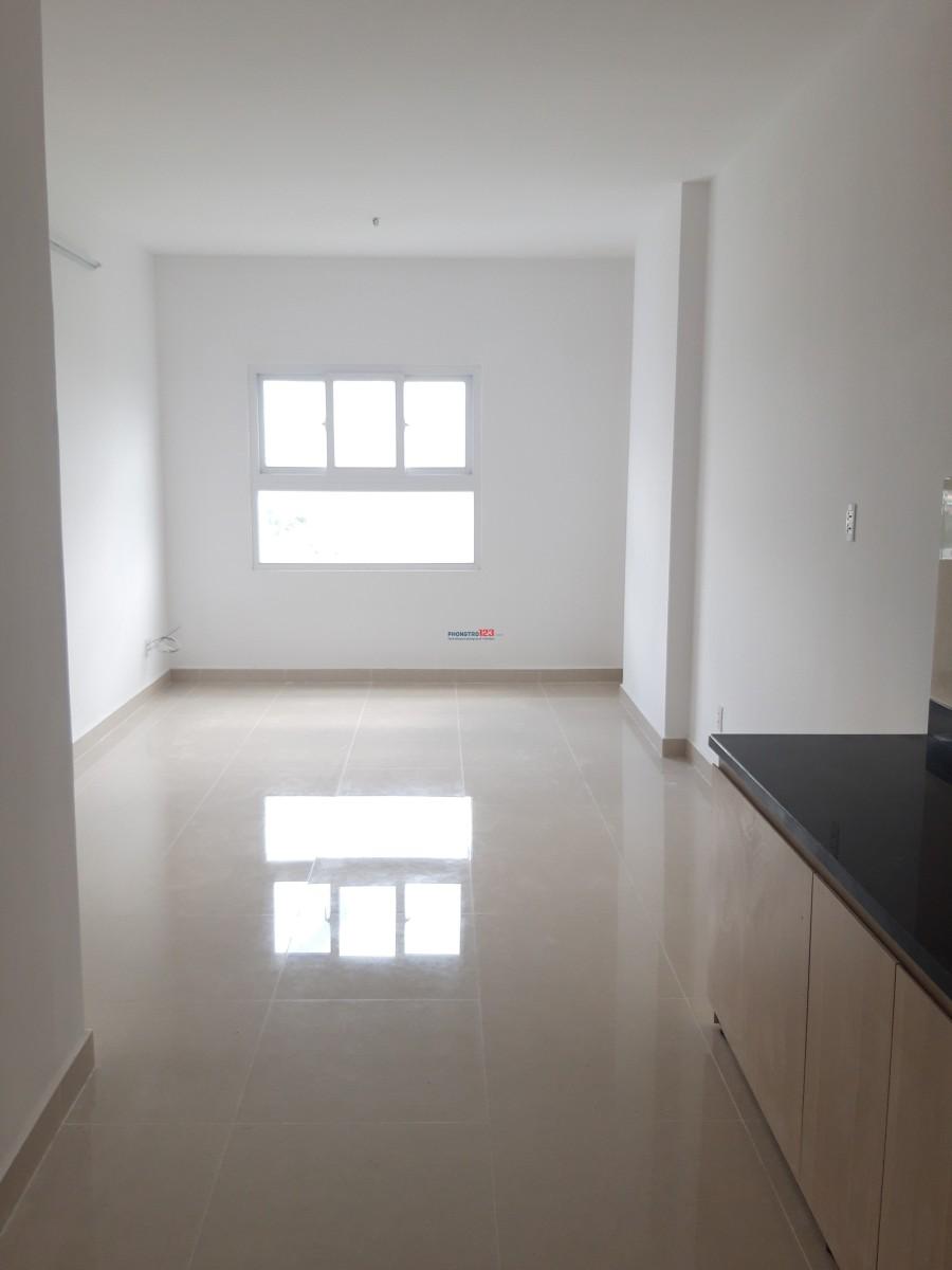 Cho thuê căn hộ chung cư mới 100% vào ở ngay - 2PN, 2WC - gần chợ, trường đại học - chính chủ miễn trung gian