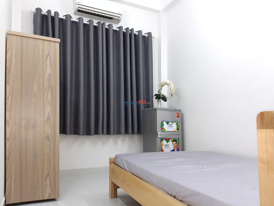 Phòng Đẹp 4tr5 Có Bếp Calmette Hoàng Diệu ngay trung tâm Sài Gòn