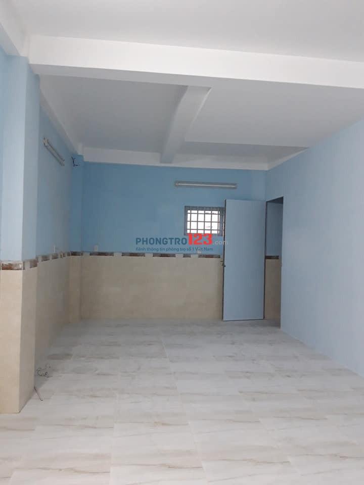 Phòng trọ mới xây đường Nguyễn Đức Thuận, phường 13, Tân Bình