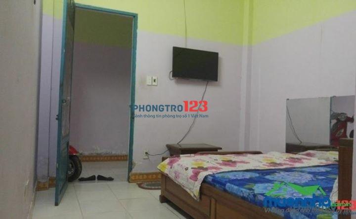 Cho thuê phòng trọ Quận 12 gần ngã tư ga Đại Học Nguyễn Tất Thành