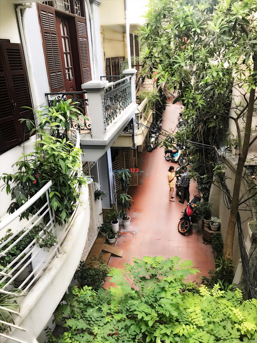 Cho thuê nhà đầy đủ tiện nghi, Q.Hoàn Kiếm, Hà Nội