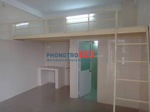 Phòng trọ 2.5 triệu/tháng. Ngay hẻm xe hơi Huỳnh Tấn Phát, Quận 7