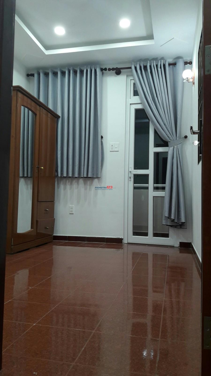 Phòng trọ giá cả phù hợp, thoáng mát, vị trí trung tâm, an ninh