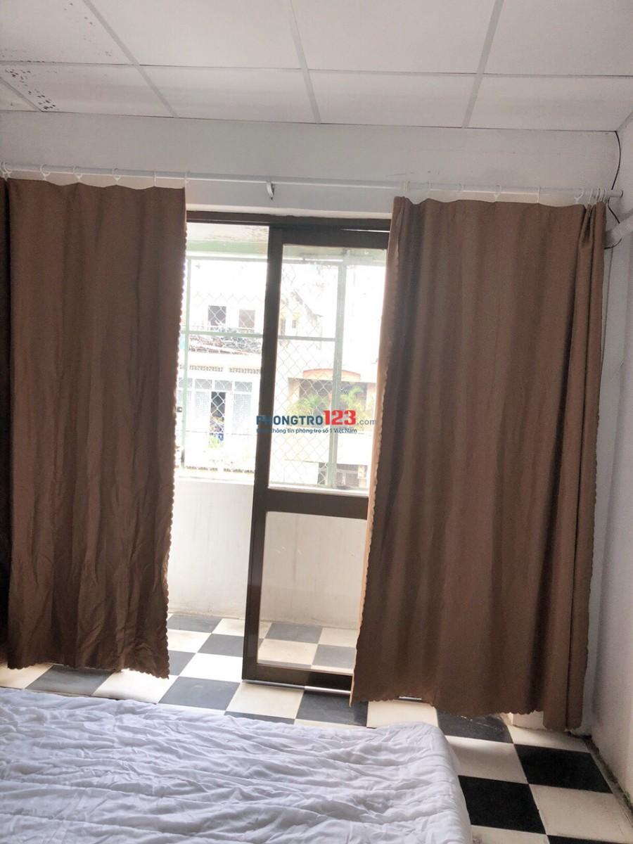 Phòng trọ giá rẻ 370 Lê Hồng Phong, Quận 10