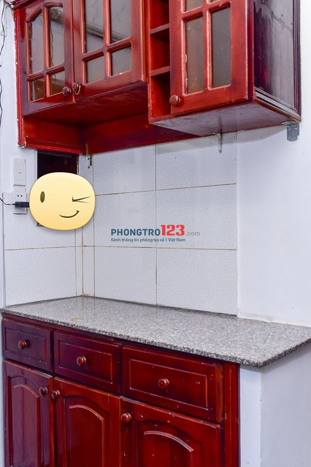 Phòng cao cấp như căn hộ mini đủ tiện nghi Nguyễn Trãi gần công viên 23/9, BV Từ Dũ
