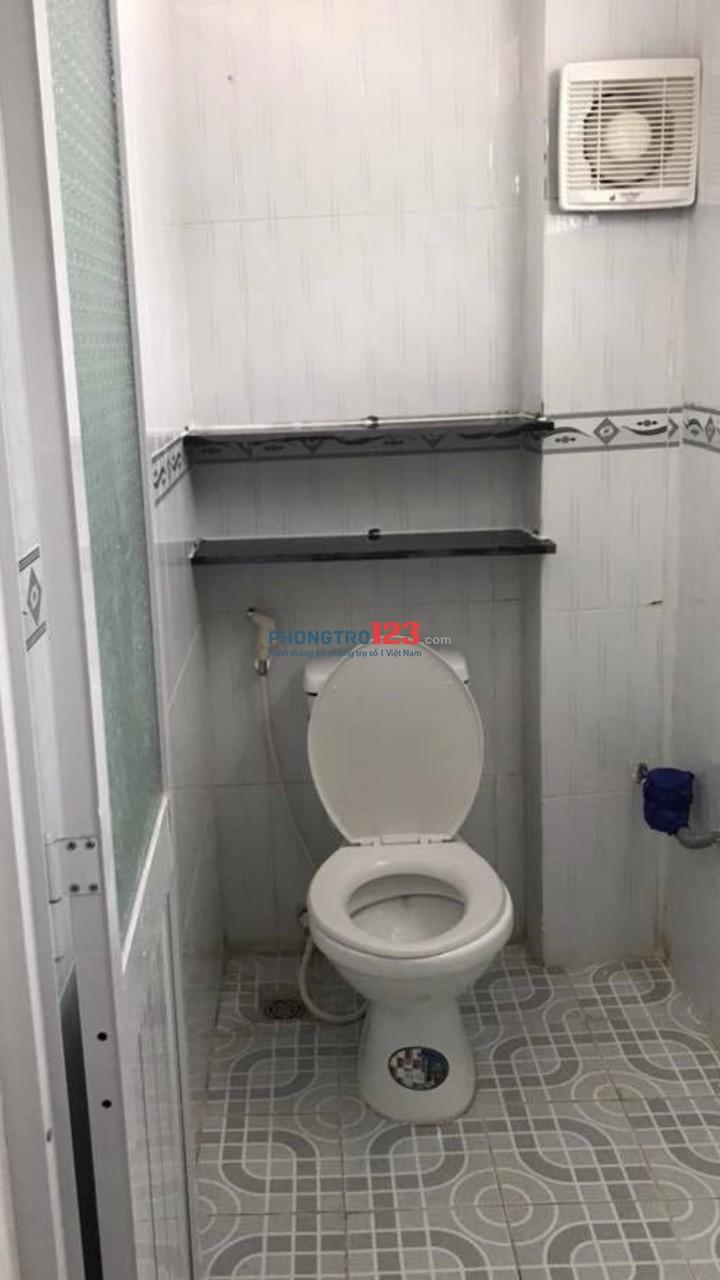 Nhà trọ Tân Phú giờ giấc tự do máy lanh, thang máy