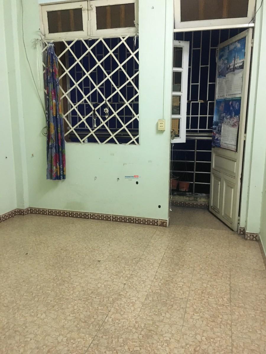 Cho thuê phòng tại 218/36 Bùi Thị Xuân, P.3, Tân Bình