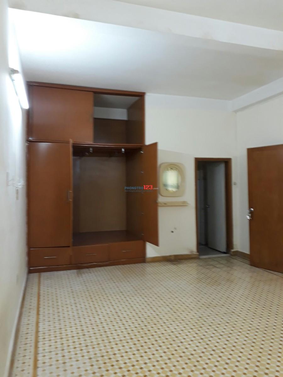 Cho thuê phòng có cửa sổ, máy lạnh MT đường Bình Giã giao với Cộng Hòa, 30m2, giá 3,9 tr/tháng