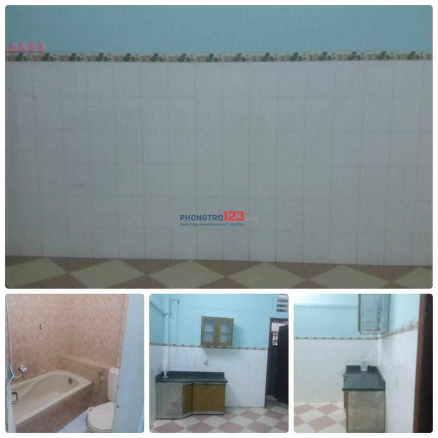 Cho thuê phòng trọ 6D/ Cư xá Đồng Tiến, quận 10, 22m2