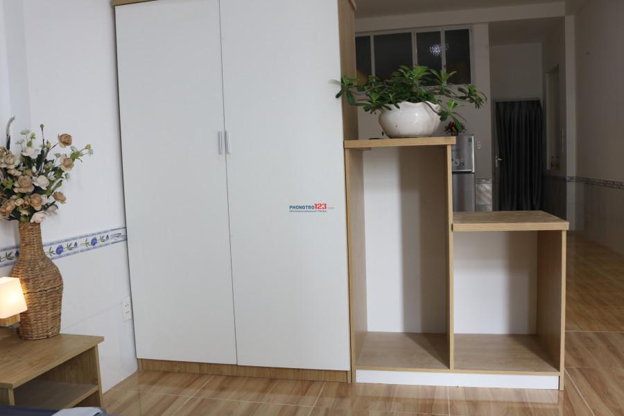 Căn hộ mini mới xây full nội thất, có thang máy cạnh chung cư Bộ Công An, Quận 2