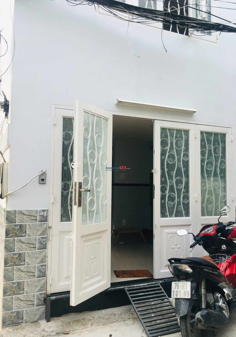 Cho nữ thuê phòng đẹp, cao cấp 42/37 Đường số 5, Bình Hưng Hoà A, Q.Bình Tân, HCM