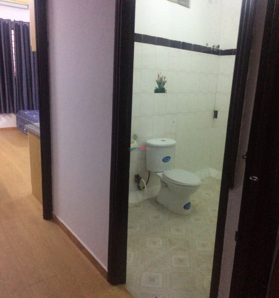 Phòng full nội thất, siêu đẹp, rẽ nhất quận Bình Thạnh