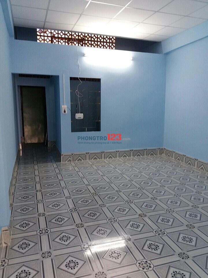 Cho thuê phòng trọ 40m2 giá rẻ Bình Thạnh