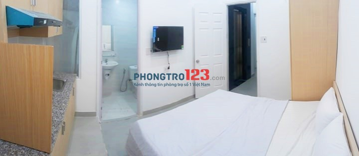 Phòng trọ cao cấp 25m2 đường Nguyễn Thị Thập
