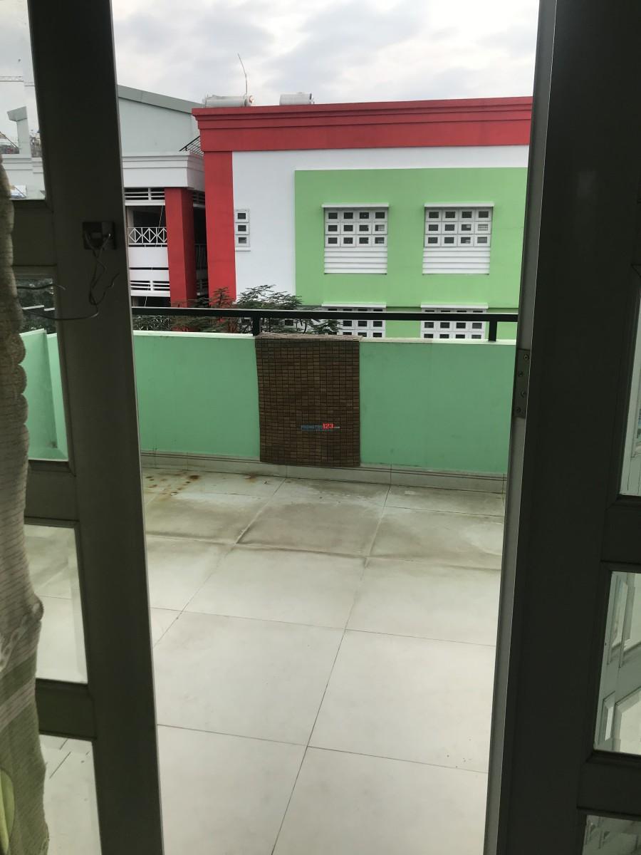 Cho thuê phòng mặt tiền DC6 KCN Tân Bình