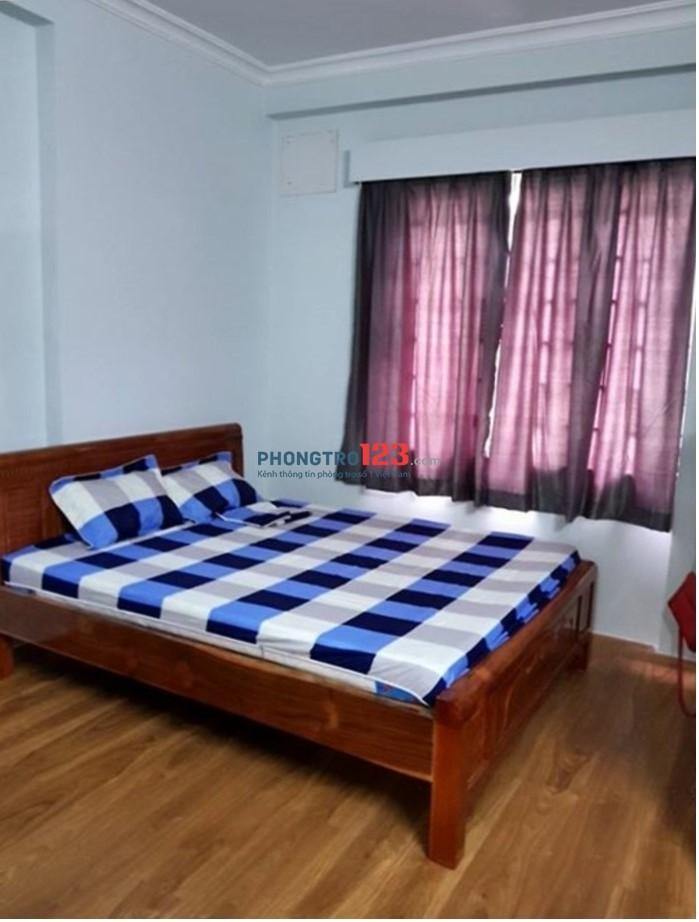 Phòng cho thuê dành cho sinh viên RỘNG RẺ có nội thất đg Hùng Vương q5