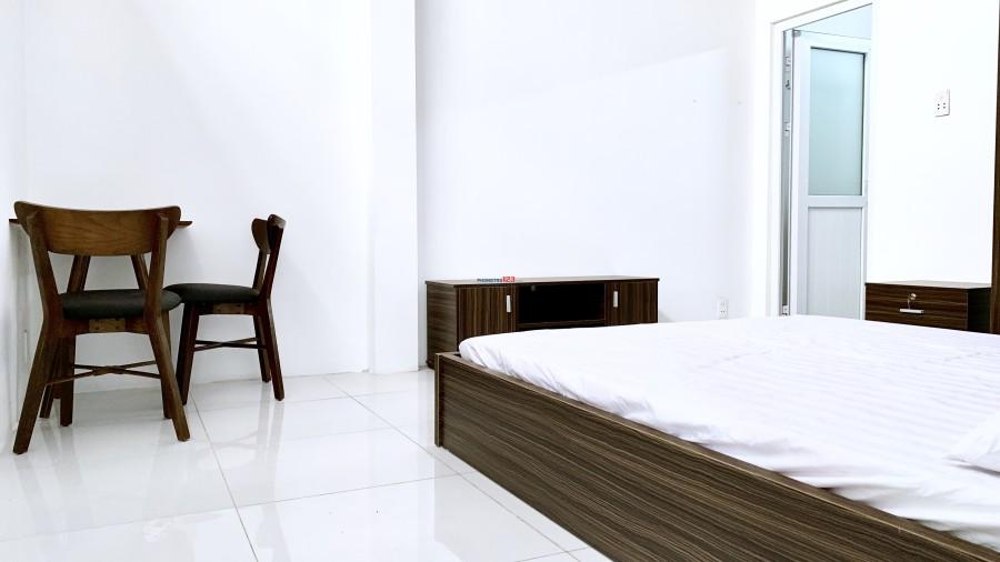 Phòng, căn hộ mini 25m2, nội thất mới 100%