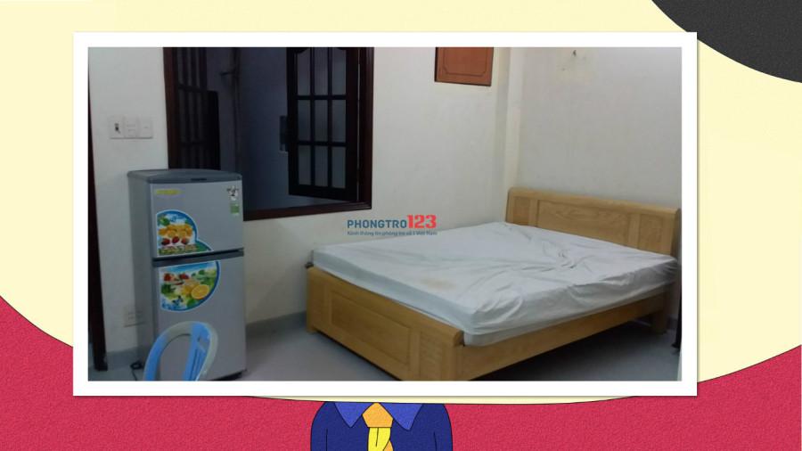 Mình cần cho thuê phòng trọ 25m2 tại quận Tân Bình