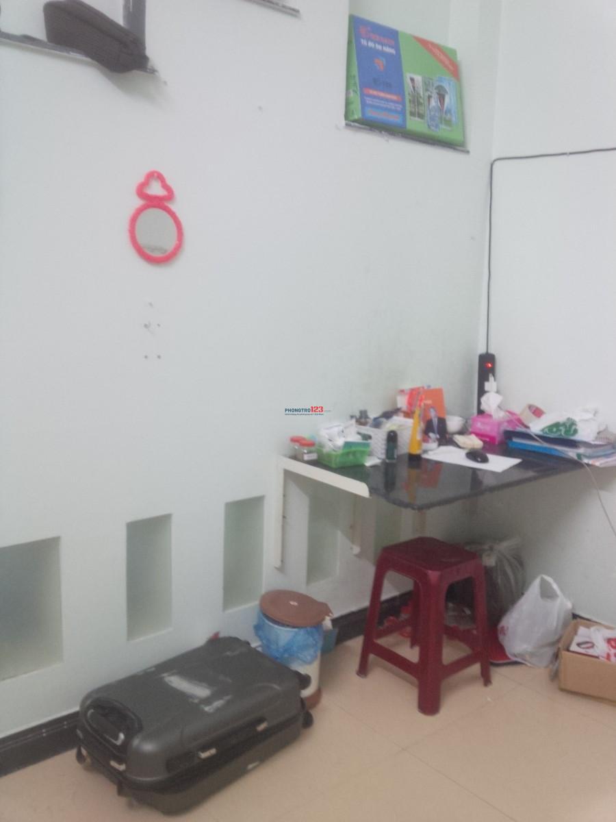 Phòng trọ gần Vincome, giờ giấc tự do, nhà vệ sinh riêng mỗi phòng