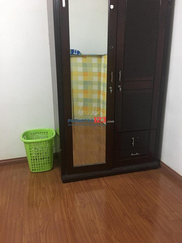 Còn 1 phòng ngủ trong chung cư Phạm Viết Chánh