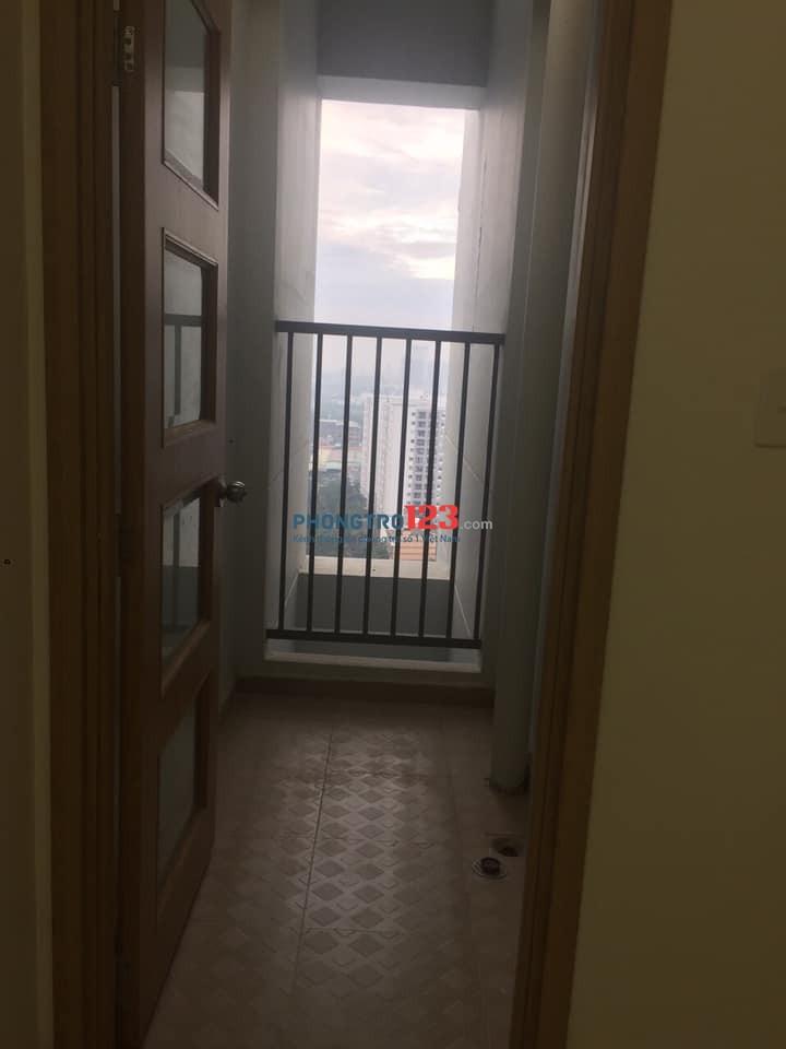 Cho thuê phòng master - có WC riêng trong phòng- căn hộ Jamona City 2PN-2WC , đường Đào Trí,Quận 7