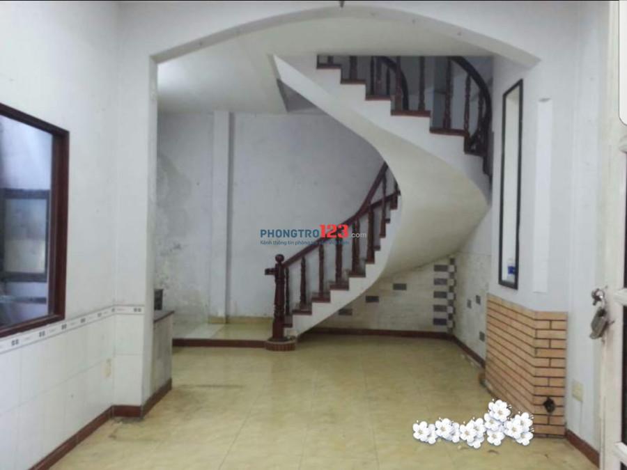 Cho thuê nhà nguyên căn hẻm xe tải, nhà 2 mặt hẻm 528 điện biên phủ q10