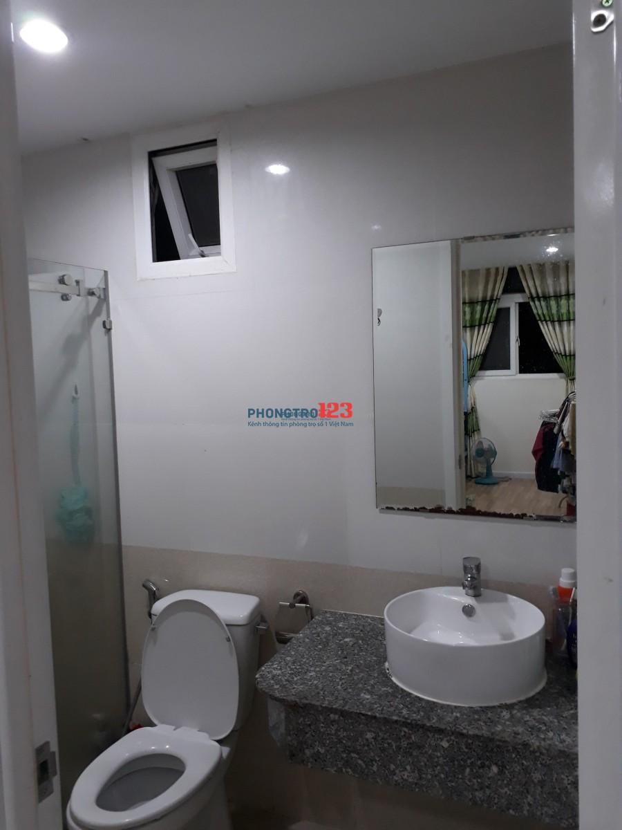 Share phòng căn hộ City Gate, Quận 8