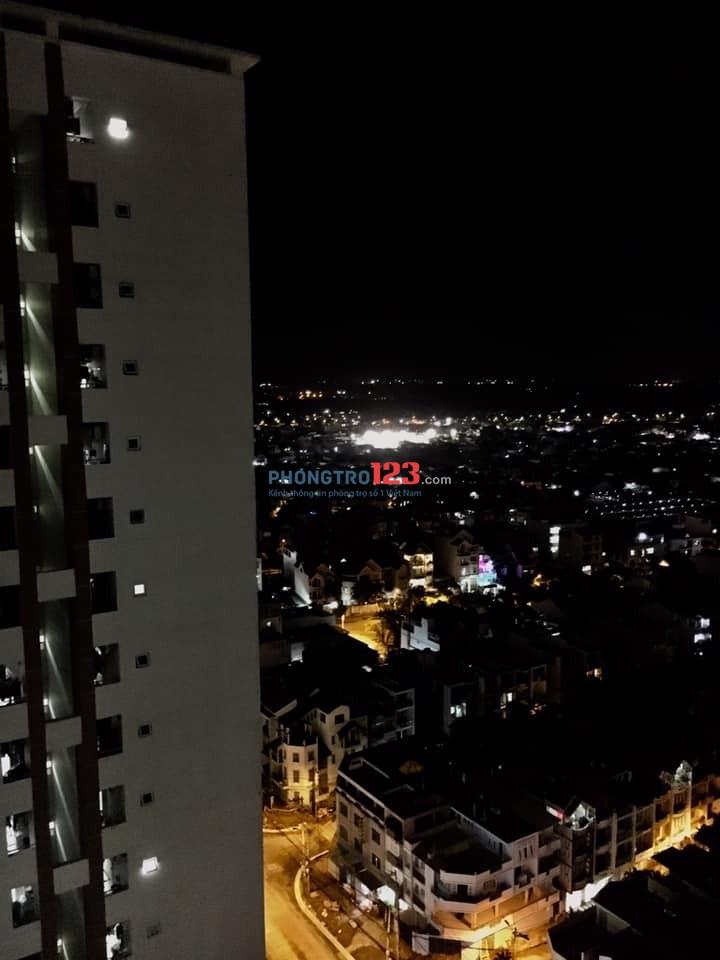 SHARE PHÒNG NỮ; CC TOPAZ CITY; Ở GHÉP