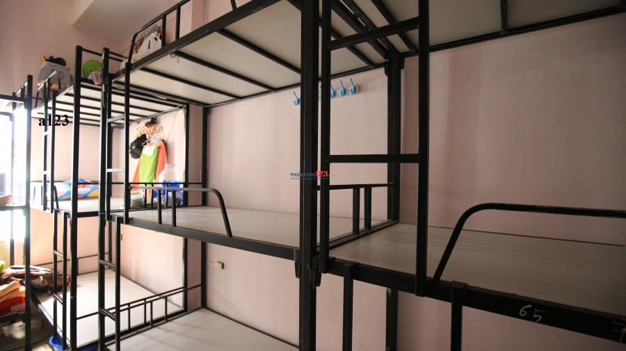 Phòng cho thuê Quận Bình Thạnh giá 450k 1 người