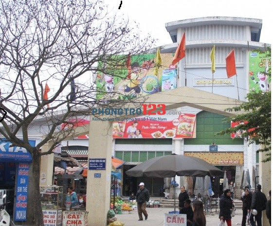 Cho thuê phòng 402A1 Tập thể Đồng Xa - Phố Mai Dịch (đối diện cổng chợ Đồng Xa) - Hà Nội