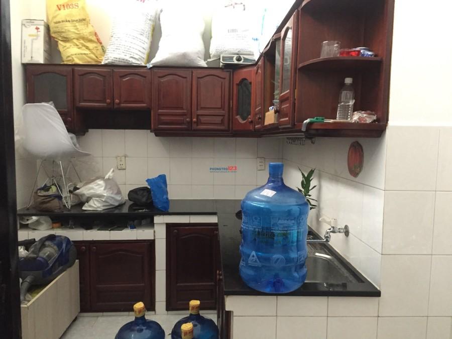 Cho thuê nhà nguyên căn tại Ngô Tất Tố, Bình thạnh