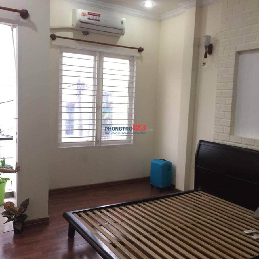 Phòng đầy đủ nội thất nhà đẹp thoáng sạch sẽ quận Bình Thạnh