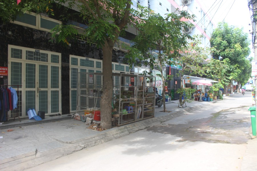 Phòng trọ, ki ốt khu đông dân cư gồm nhiều dãy trọ gần DH Ngân Hàng, ngã tư TĐ